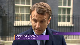 Brexit fallout: Macron takes aim at Britain
