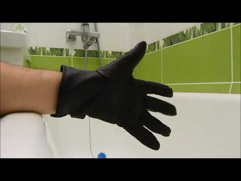 Можно ли стирать кожаные перчатки