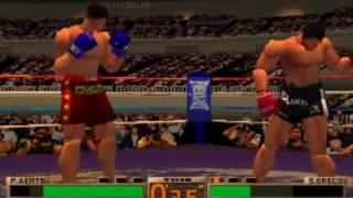 K-1 The Arena Fighters PS1 Peter Aerts vs Sam Greco