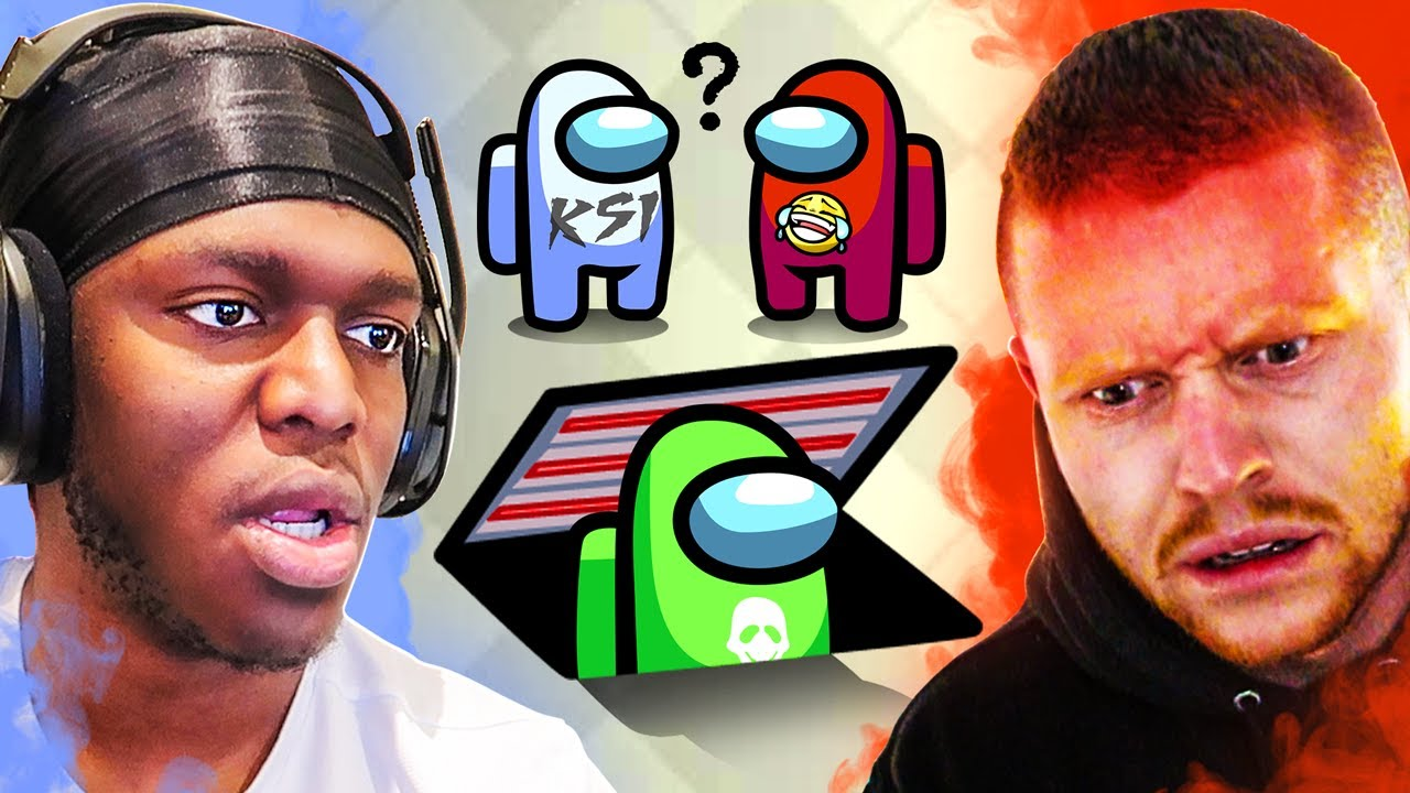 Download THE WORST CREWMATES OF ALL TIME (Sidemen Among Us Proximity)