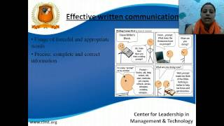 Business Communication - Forms of Communication - CLMT