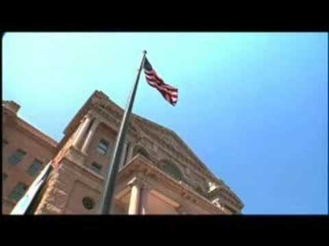 Fort Worth Cats Baseball Commercial:  Bass Hall