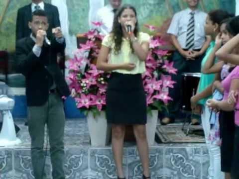 Contagem Regressiva cantores Karolayne Mello e Lucas Nascimento