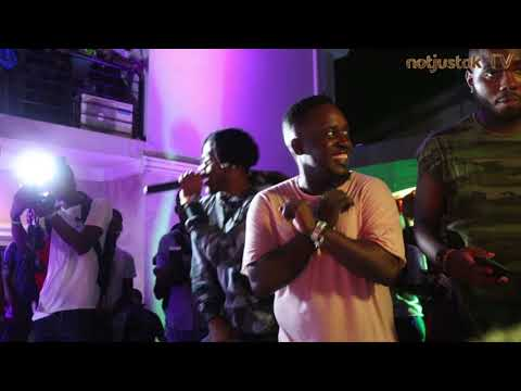 NotjustOk TV: 2Baba, Ice Prince, Skales, Others Turn Up For M.I Abaga #Rendezvous Party