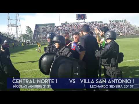 Central Norte 1 vs Villa San Antonio 1