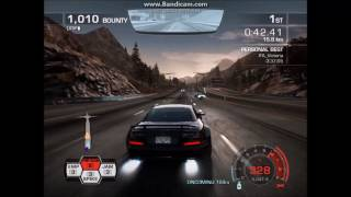 [PB] Blacklisted 3:36.18 + Mistakes and Neat Drifts | NFS: Hot Pursuit 2010