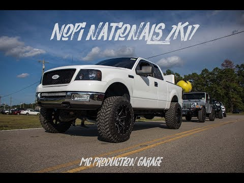NOPI Nationals 2017 Heat Wave Official AfterMovie