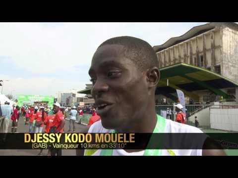Marathon du Gabon 2016 - Résumé 26 min