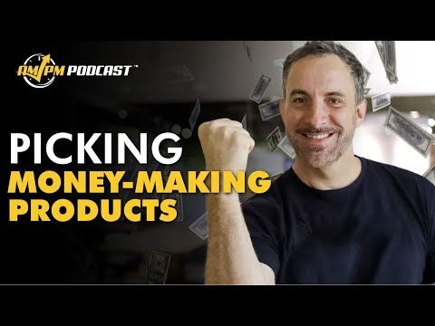 Amazon 101: How to Pick the Products That Make Money on Amazon - AMPM PODCAST EP 182