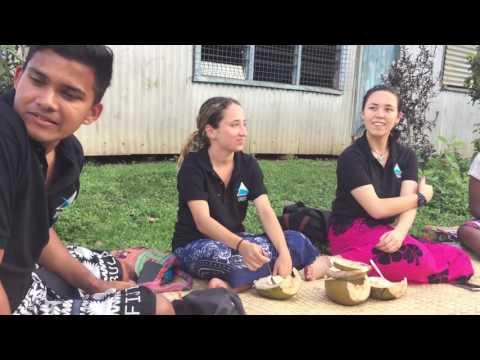 On the Ground - Fiji