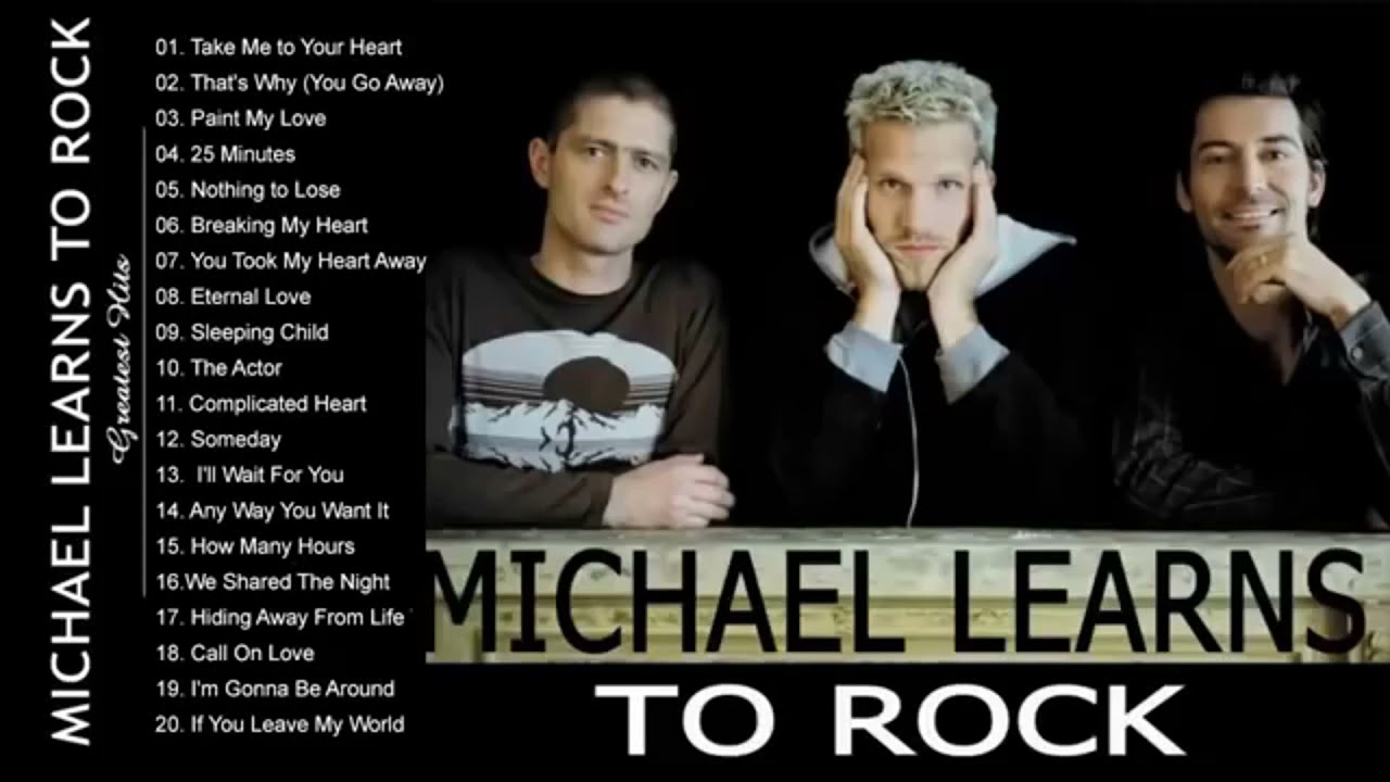 Michael Learns To Rock Greatest Hits Full Album ✔ Best Of Michael Learns To Rock ✔ MLTR Love Songs