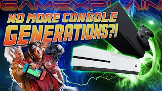 Are Console Generations OVER?! Why Nintendo & Sony Should Copy the Xbox Series X!