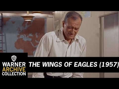 The Wings of Eagles (1957) – Eureka Moment