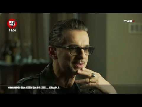 Depeche Mode - Interview (RTL 102.5, 2017)