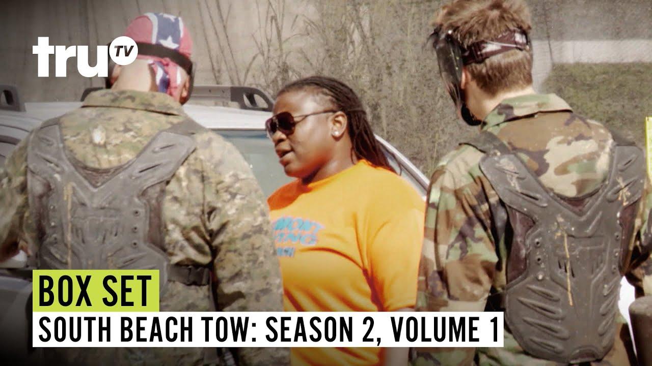 Download South Beach Tow   Season 2 Box Set: Volume 1   Watch FULL EPISODES   truTV