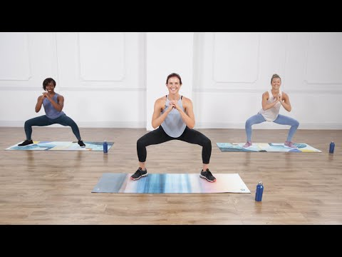 30-Minute Strength, Cardio, and Pilates Core Workout Mp3