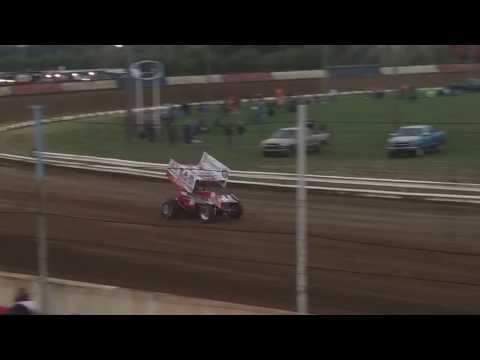 Greg Wilson Qualifying  Terre Haute Action Track