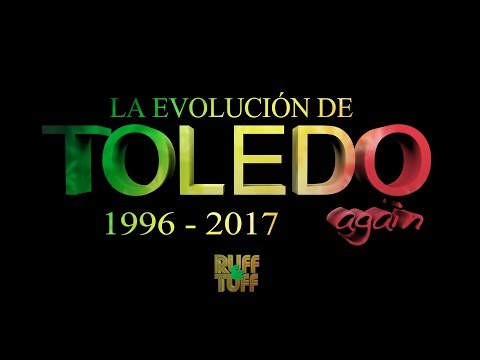 La evolución de Toledo Again 1996 - 2017 (videos)