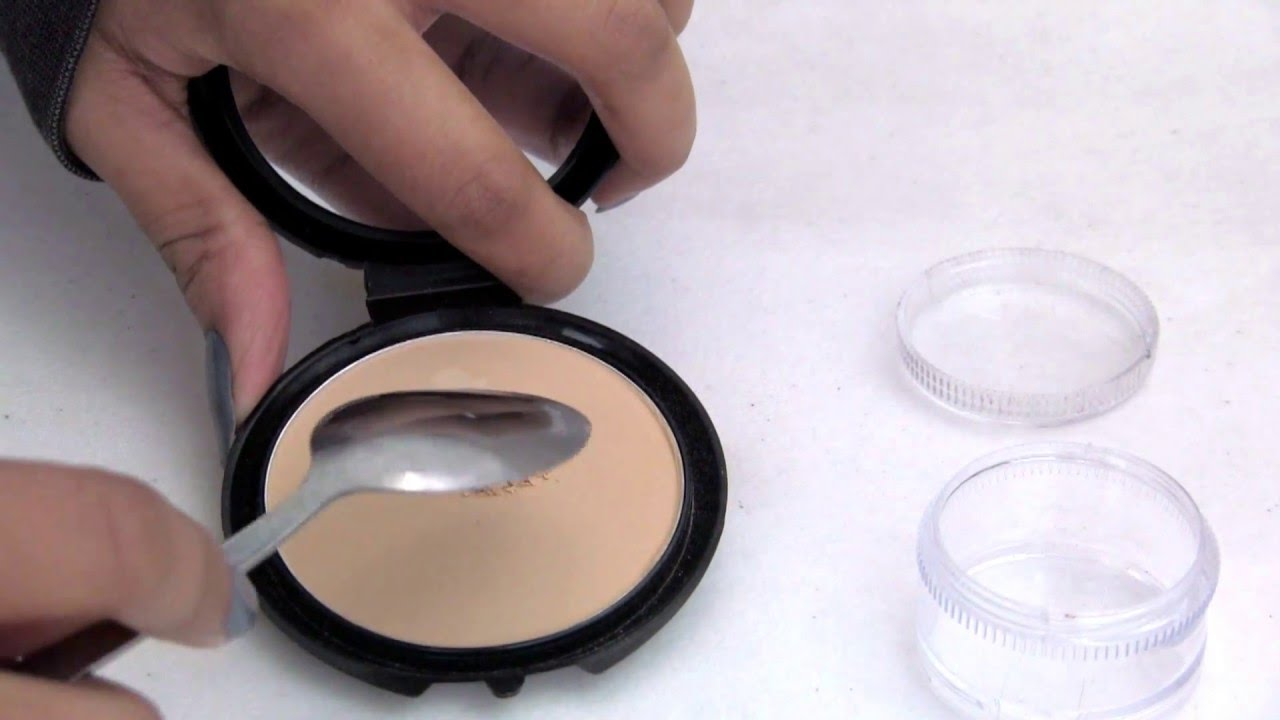 best loose powder for baking