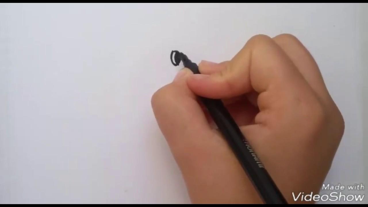 Kolay Kaplumbağa çizimi Youtube