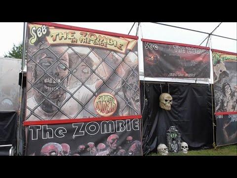 Bloomsburg Fair 2016 - Zombies, Carnies & Unique Things