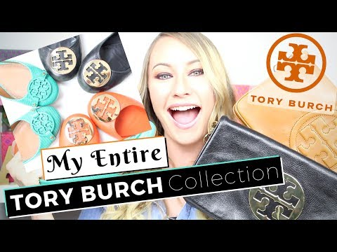 My Entire *Tory Burch* Collection & Review   AmandaRaeRevue