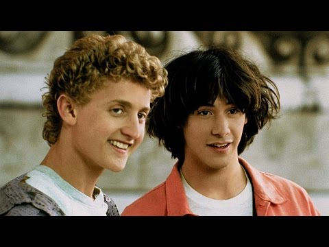 Bill & Ted 3 Update From Alex Winter aka Bill S. Preston, Esq  IGN