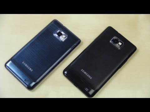 Samsung Galaxy S2 Plus vs. Galaxy S2 | SwagTab