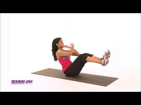 abdominal-toning-workout:-choli-ke-peeche-|-bombay-jam®