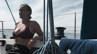 A summer of sailing in Sweden