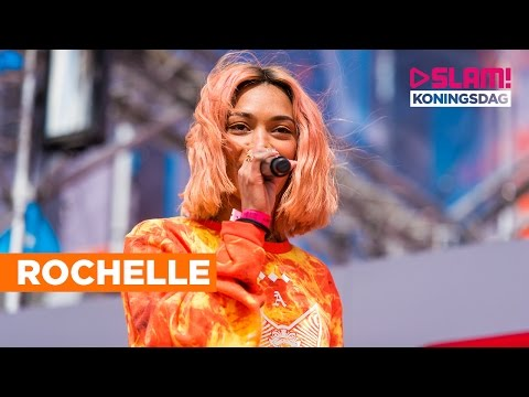 Rochelle - Shotgun / All Night Long (LIVE) | SLAM! Koningsdag 2016