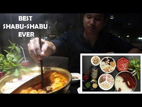 BEST SHABU-SHABU IN DUBAI!