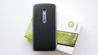 обзор Motorola Moto X Play: распаковка, внешний вид, звук и экран