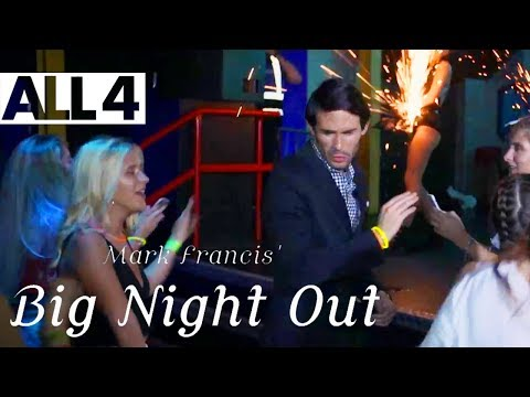 Can This Made In Chelsea Star Survive Freshers' Week?!  | Mark Francis' Big Night Out