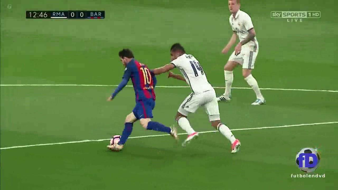 3acc11b62 El gol numero 500 de Messi Completo - YouTube