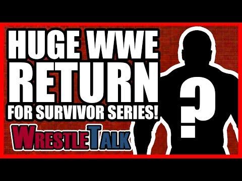HUGE WWE Star RETURNS For Survivor Series!   WWE Raw, Nov. 13, 2017 Review