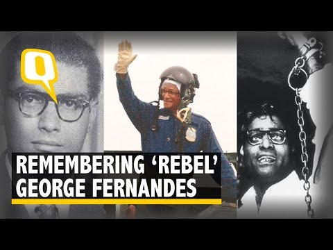RIP George Fernandes! Former Defence Minister Passes Away At 88 | The Quint