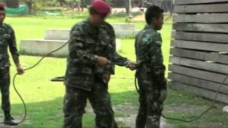Ranger Training Group Thailand Pt.1.avi