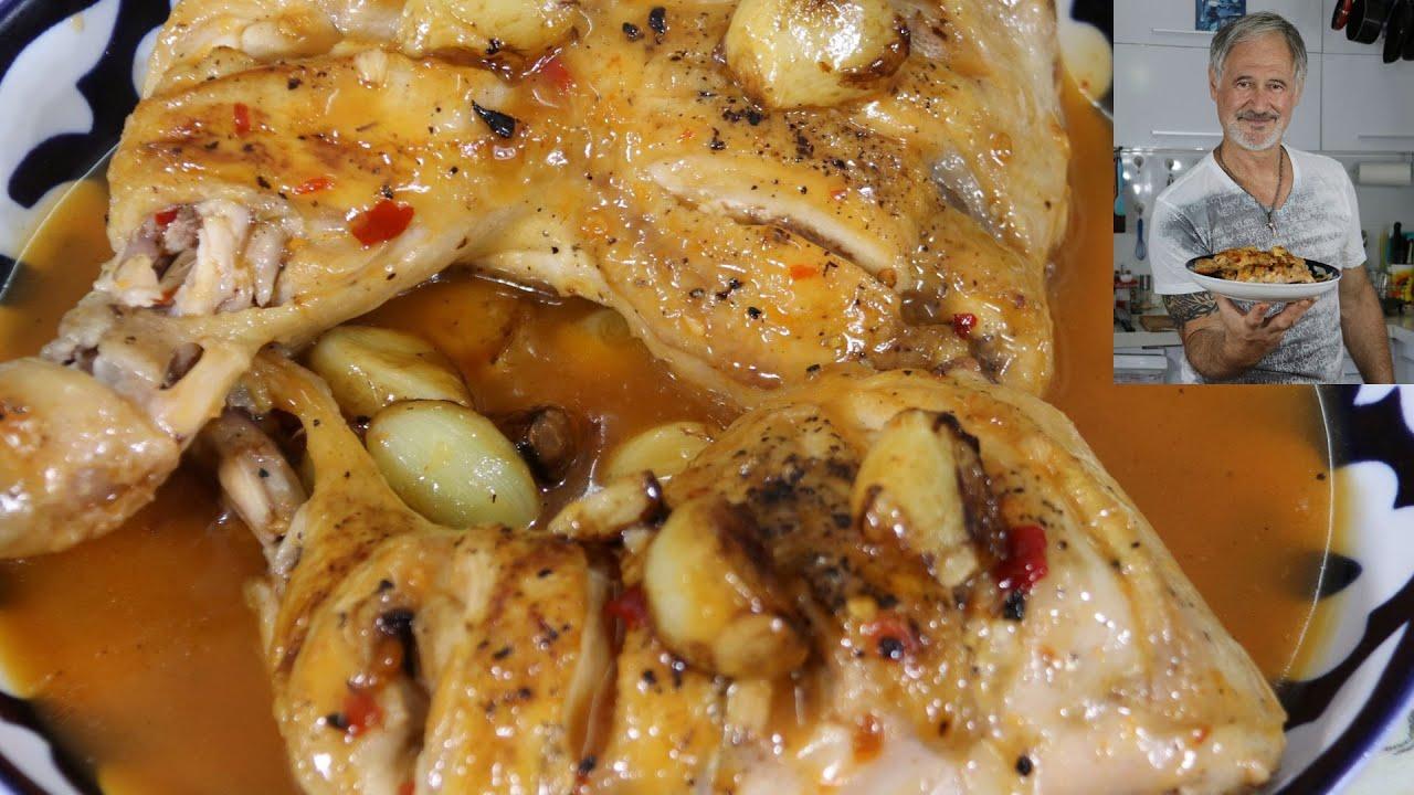 ОКОРОЧКА ПО ОСОБОМУ! Chicken legs! Super recipe! أرجل الدجاج! وصفة رائعة!
