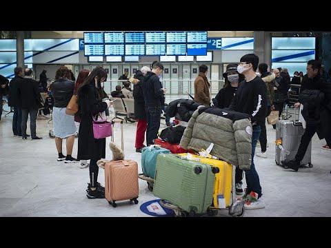 España también repatriará a los españoles en Wuhan