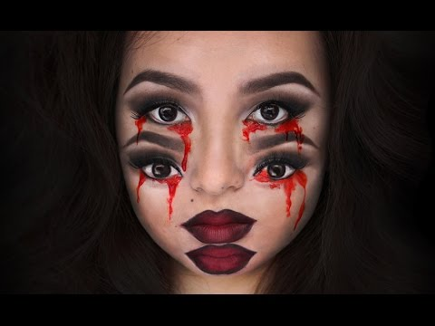 Bloody trippy double vision four eyes halloween makeup youtube bloody trippy double vision four eyes halloween makeup publicscrutiny Gallery