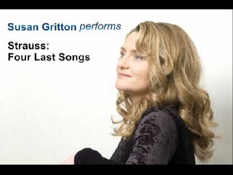 Susan Gritton sings Strauss' Four Last Songs