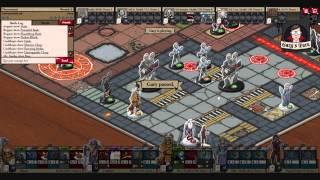 Card Hunter: Mauve Manticore #9 Map 3 - Necromania.