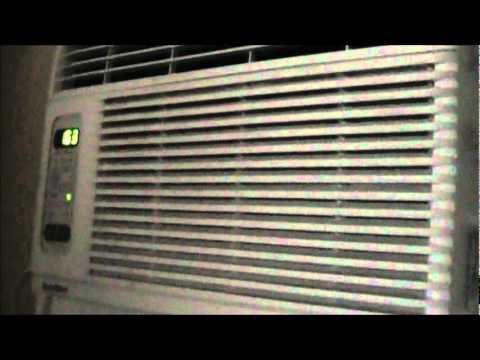 7 6 11 Starting The 2006 Goldstar 6 500 Btu Window Air