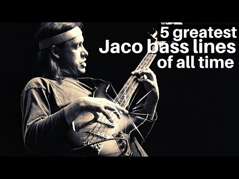 5 Greatest Jaco Pastorius Bass Lines Of All Time