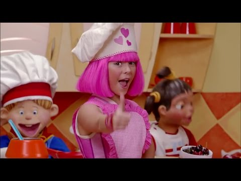 all lazytown season 3 songs but only when stephanie gives instructions