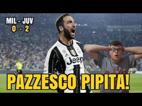 MILAN - JUVENTUS 0-2| E MO' SO C*ZZI!