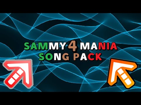 StepMania5 - Sammy 4 Mania Song 4 Pack