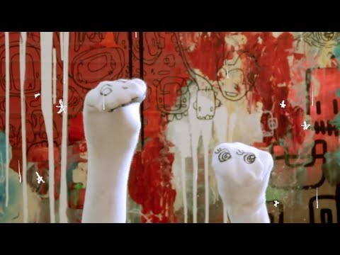 Kevin Jones - We Need Mike Shinoda's Sock-Puppet Ghosts Video