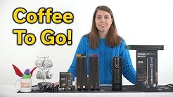 Hot Coffee To Go — Look Ma', No Wires! — Tech Deals